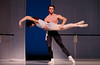 Mimi Hassenboehler and Peter Franc in Jerome Robbins' Afternoon of Faun