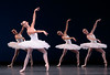 Artists of Houston Ballet in Balanchine's Symphony in C