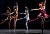 Jessica Collado and Artists of the Houston Ballet in the Doll's House