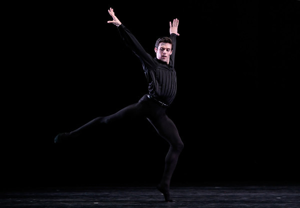 Conner Walsh in Five Tangos