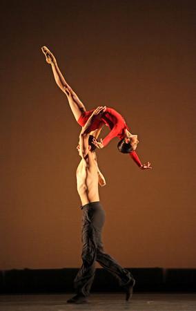 Lauren Ciobanu and Robert Arold in Vivacious Dispositions by Garrett Smith