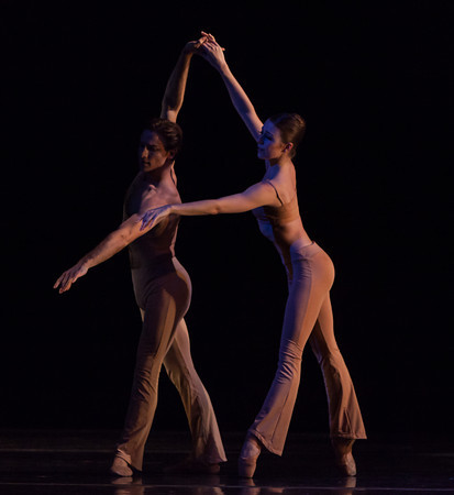 Ian Casady and Jessica Collado