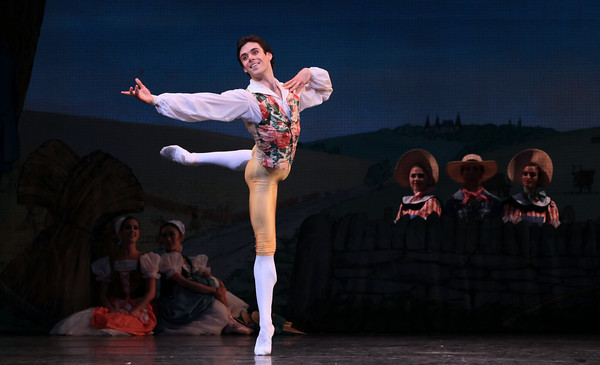 Connor Walsh and Artists of Houston Ballet