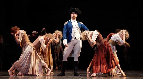 James Gotesky and Artists of Houston Ballet