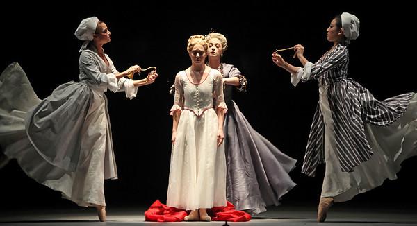Melody Herrera, Barbara Bears, and Artists of Houston Ballet
