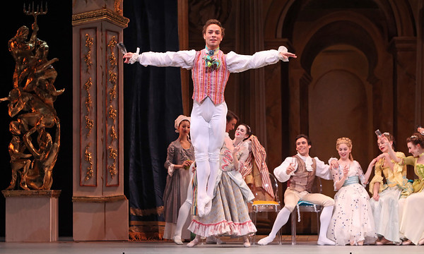 Oliver Halkowich and Artists of Houston Ballet