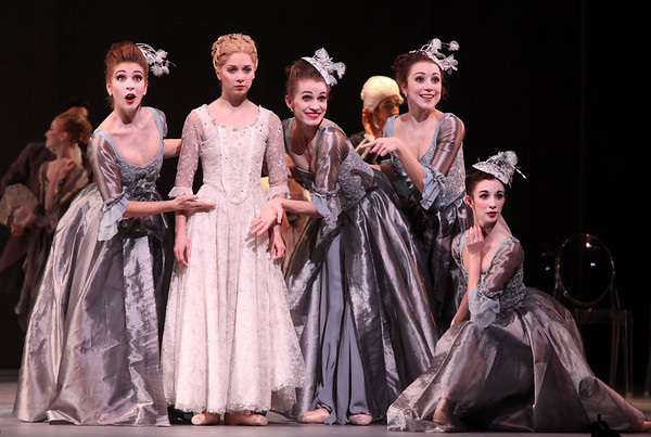 Melody Herrera and Artists of Houston Ballet