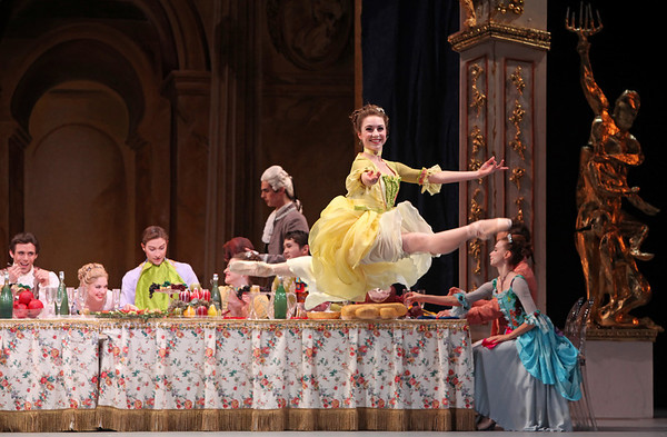Jessica Colado and Artists of Houston Ballet