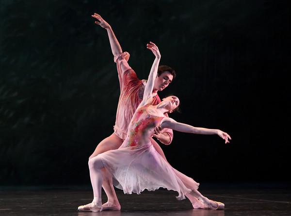 Conner Walsh and Sara Webb
