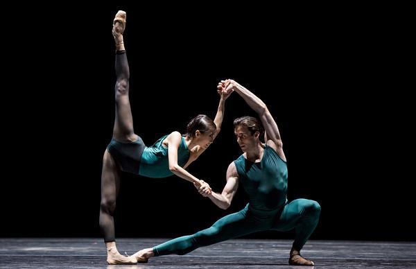 Connor Walsh and Nozomi Iijima