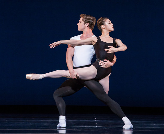 Brian Waldrep and Chae Eun Yang