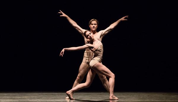 Ian Casady and Katharine Precourt