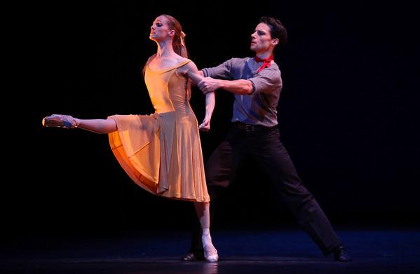Simon Ball and Sara Webb