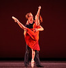 Lauren Majewski and Jonathan Davidsson in Carousel