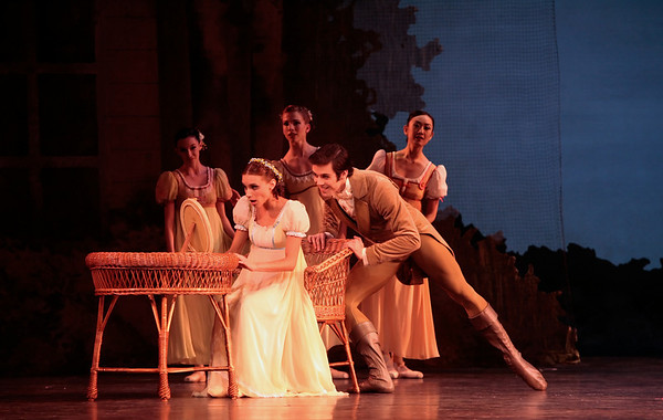 Lauren Majewski, Conner Walsh, and Artists of Houston Ballet