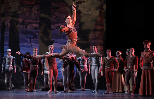 Joseph Walsh and Artists of Houston Ballet