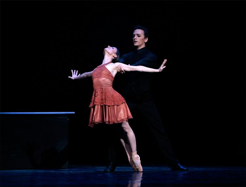 Patrick Howell & Luz San Miguel