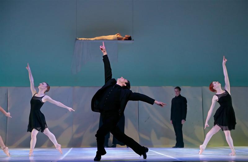 Artists of the Milwaukee Ballet