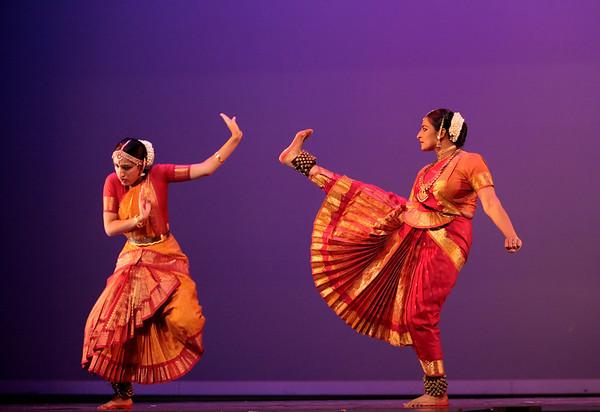 Sirisha Koduri and Krithika Rajagopalan