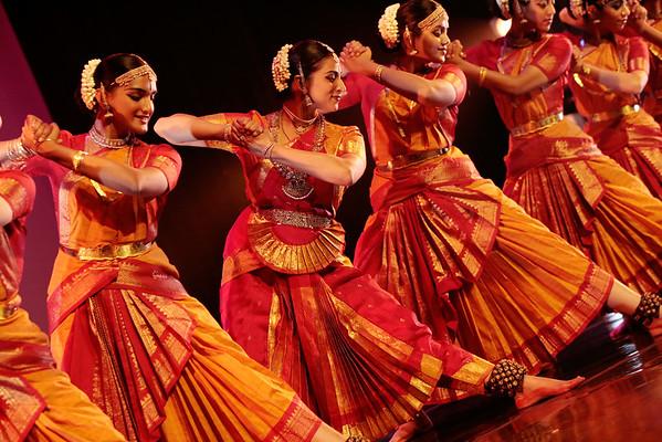 Artists of Natya Dance Theatre