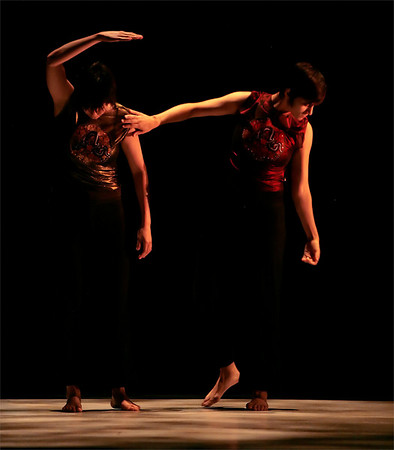 The Sky is Falling  by Michael Foley, Dancers: Andee <br /> Scott and Terry Hardy