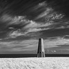 Daymark Tower, Kingswear in Infra-Red_4