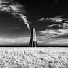Daymark Tower, Kingswear in Infra-Red_1