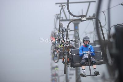 HSBC UK National Downhill Championships 2018, Glencoe Mountain, Scotland, UK