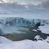 Godafoss winter - 2
