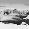 Godafoss winter - 6