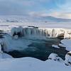 Godafoss winter - 1