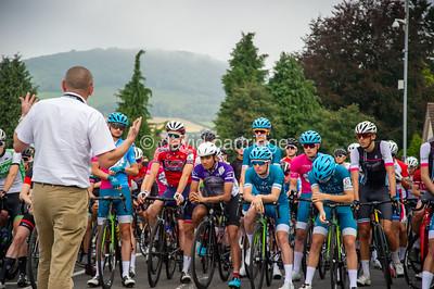 SD Sealants Junior Tour of Wales 2019. Stage 5 - Abergavenny – Tumble Mountain