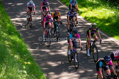 Junior Womens National Series Round 2, Scarborough, July 7th 2019