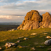 Sunset at Haytor