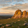 Sunset at Haytor_2