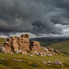 Passing Storm at Hookney Tor_1