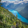 BC 003<br /> <br /> Cheakamus Lake is an emerald jewel nestled at the base of Whistler Mountain in Garabaldi Provincial Park, British Columbia.