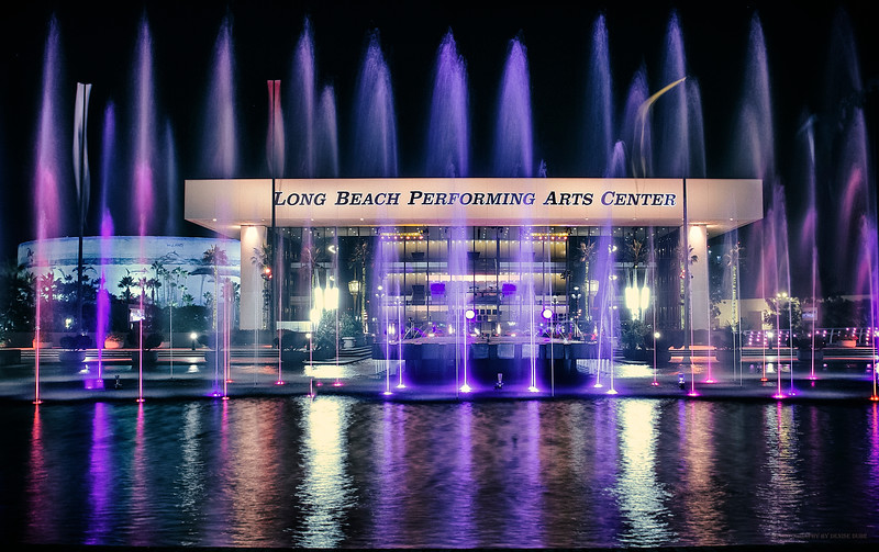 Winter at Long Beach Performing Arts