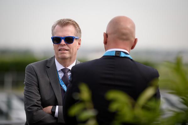 Dr Klaus Keysberg Paris Airshow 18.06.2019