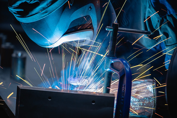 Welder - tkA Darton UK