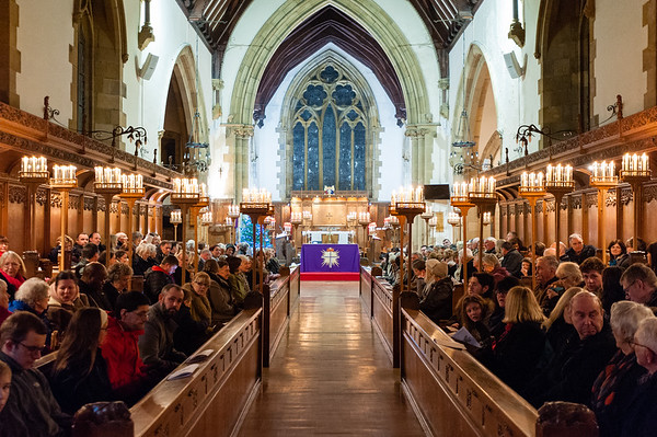 Rossall Family Carol Service 10.12.2017