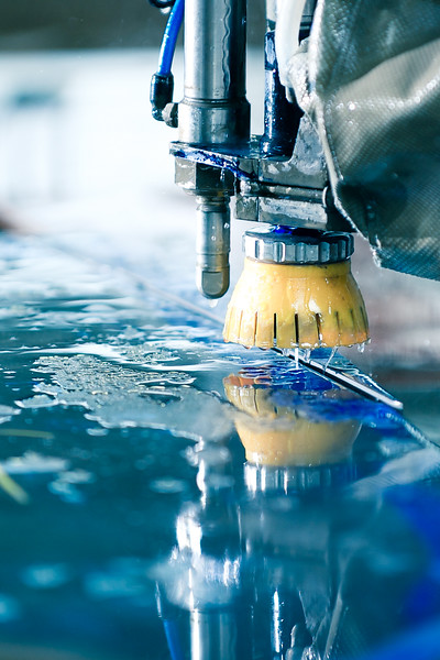 Waterjet Cutting tkA Darton