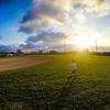 Walking on the Field