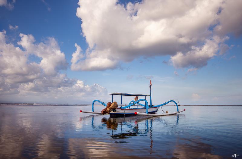 Fishing Boats of Bali