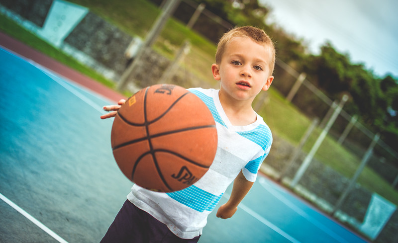 McKay Playin' Ball