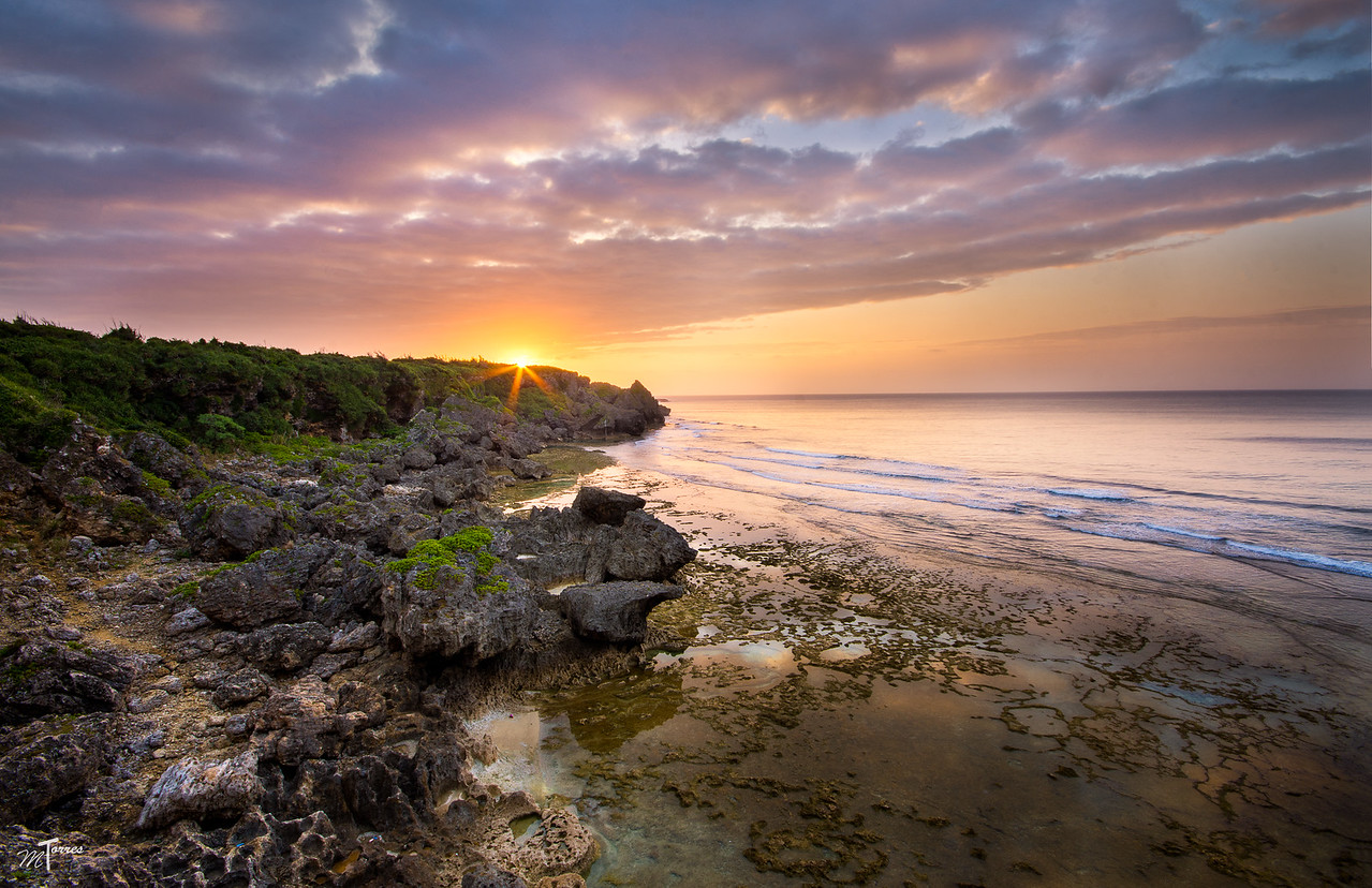 Gushikawa Sunrise
