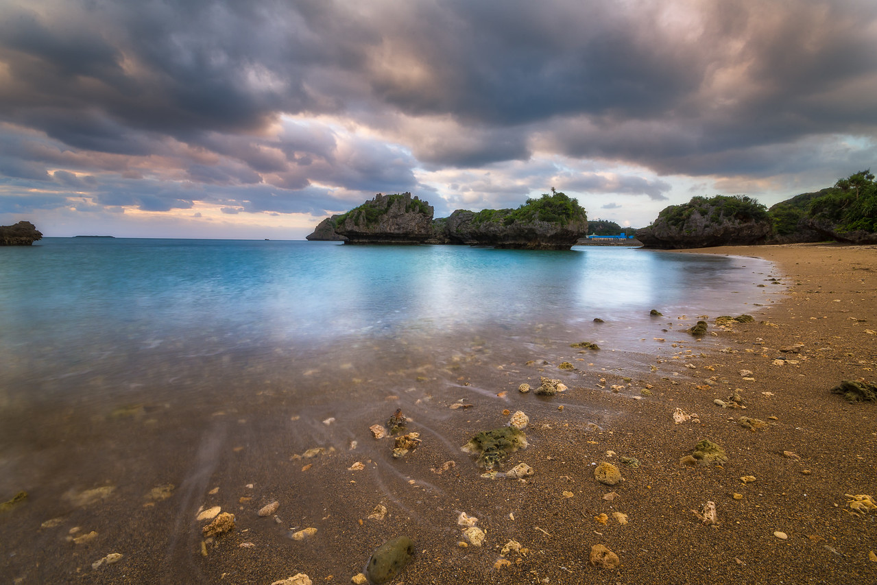 Hamahiga Island Clouds
