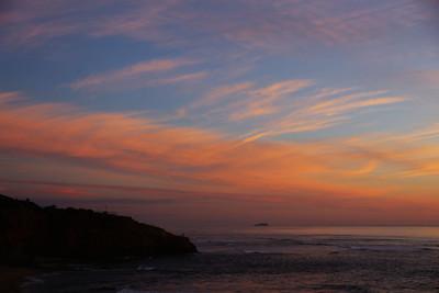 Sunset Cliffs' Sunset