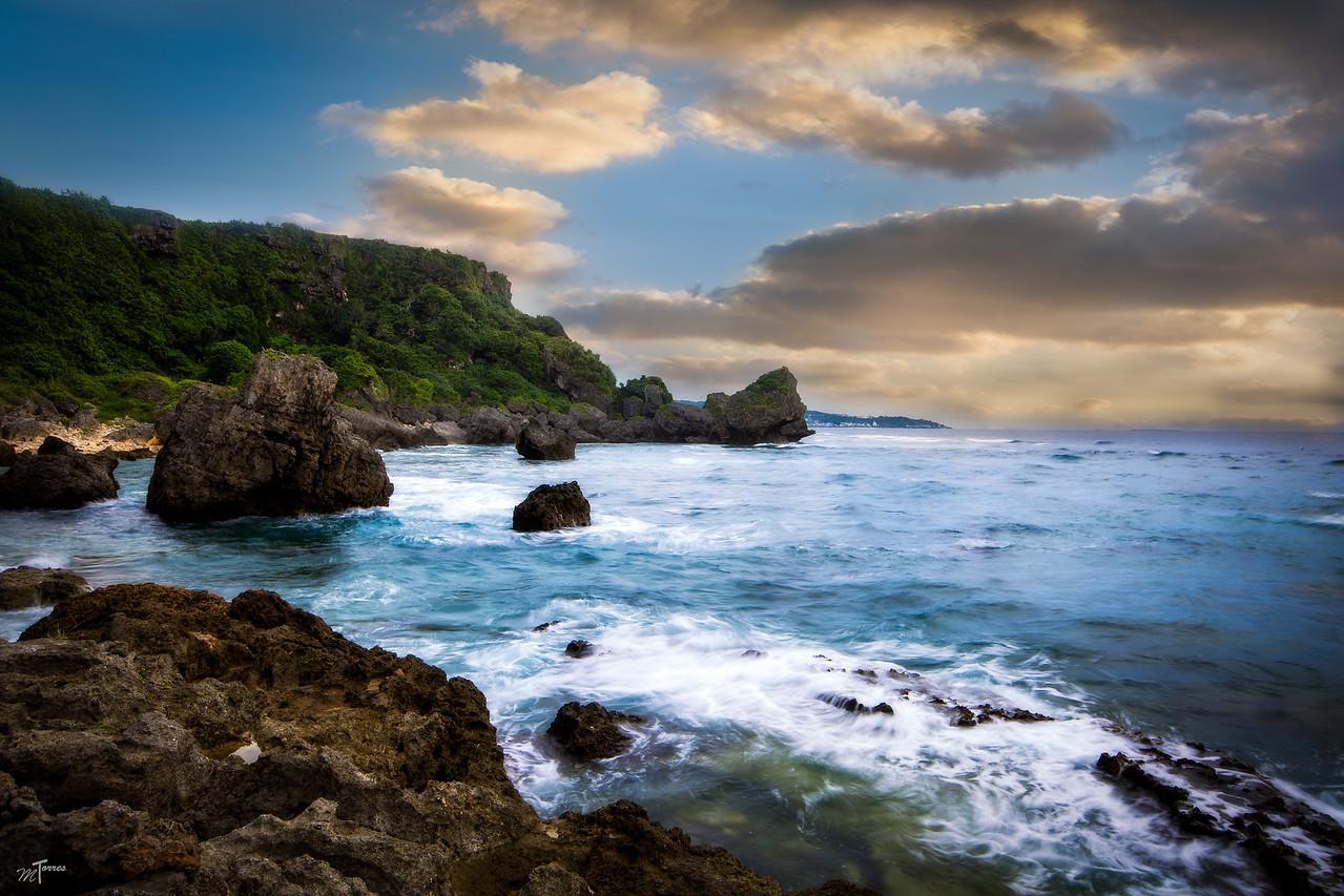 Okinawa's Coastline