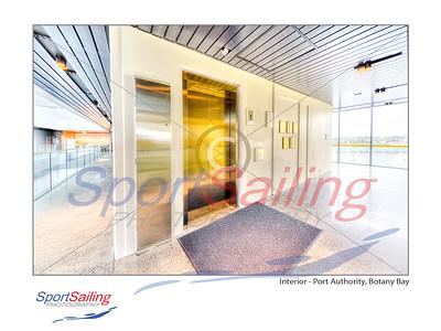 Interior Shoot - Port Authority, Botany Bay for Hamilton Elevators
